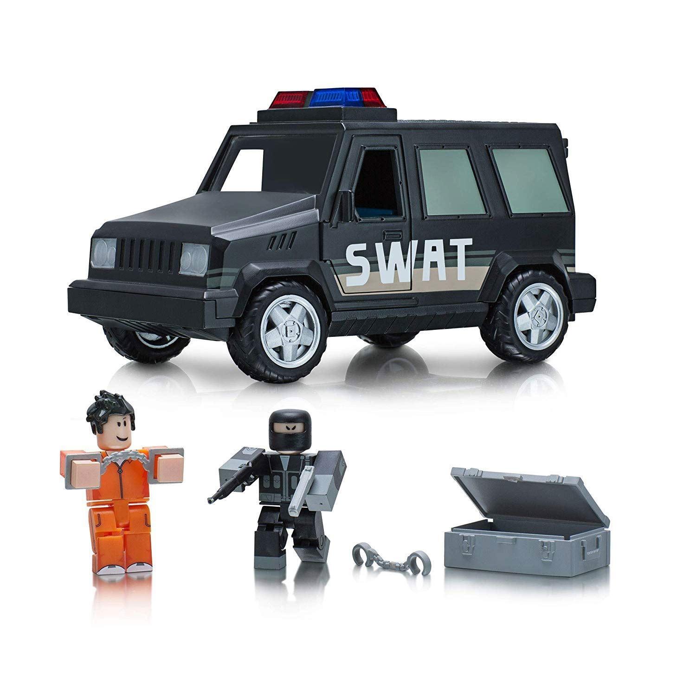 roblox jailbreak swat unit toy