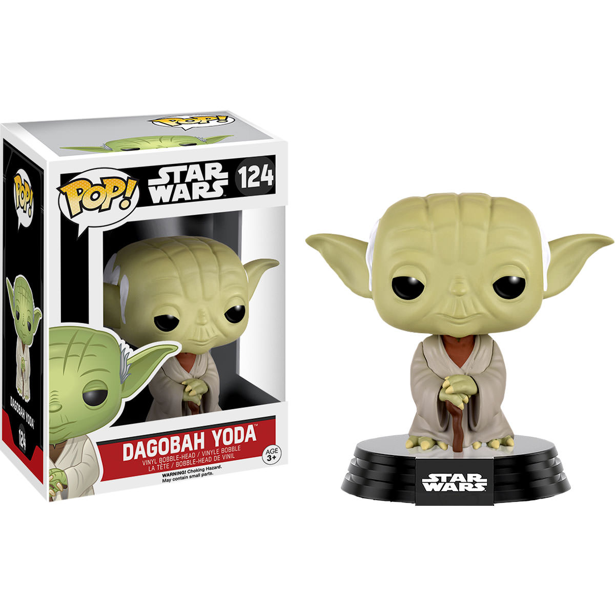 Funko Star Wars Dagobah Yoda Pop Vinyl Bobble Figure At Toys R Us