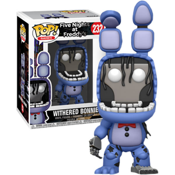 Vinyl Five Nights at Freddy/'s Withered Bonnie Exclusive Pop
