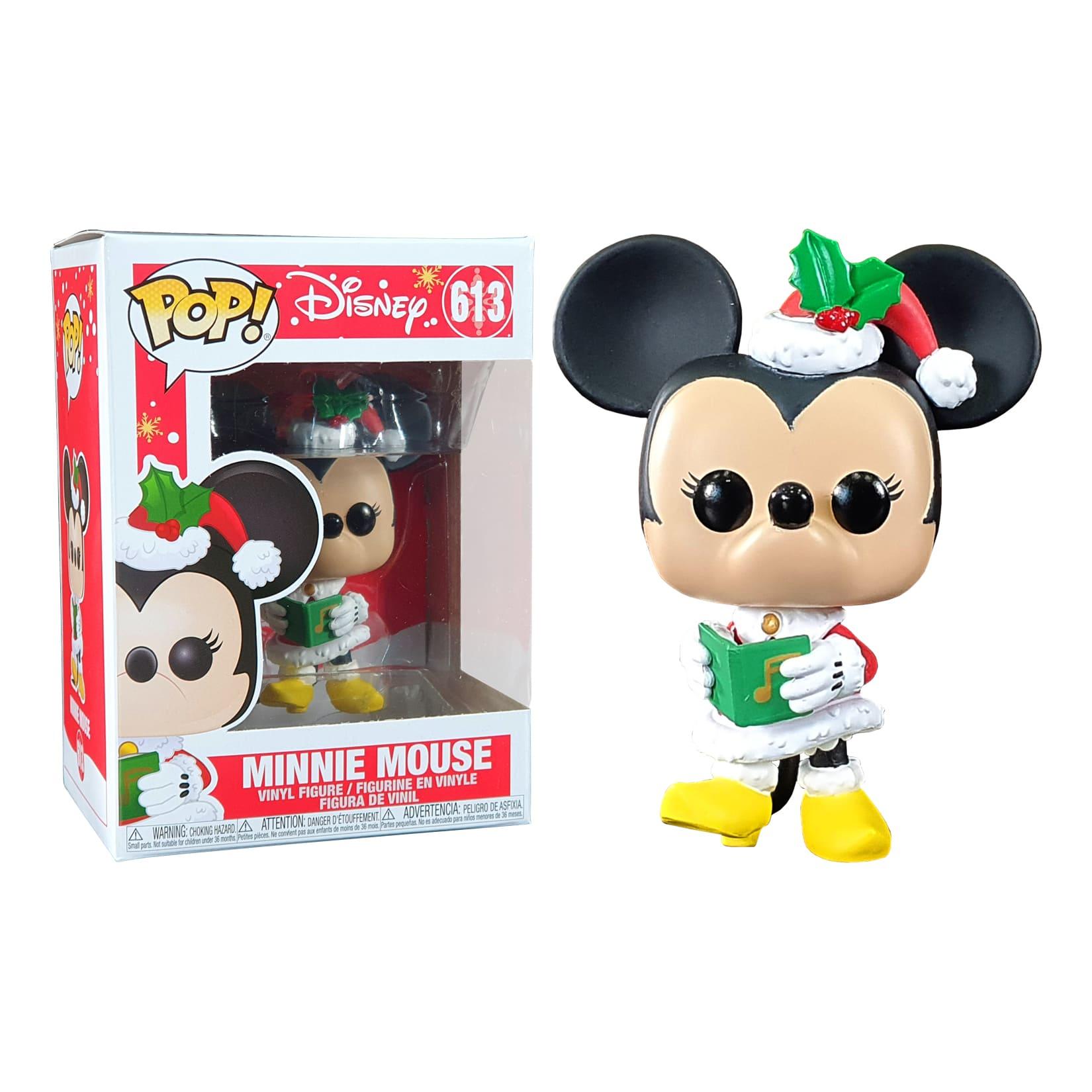90th Anniversary Holiday Mickey Pop Pop Vinyl--Mickey Mouse Vinyl