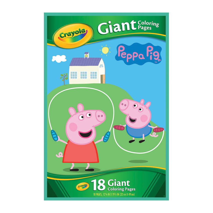 Crayola Giant Colouring Pages, Despicable Me, 18 Pages by Crayola ... | 850x850