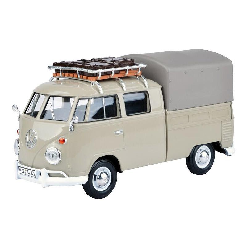Motor Max Volkswagen Type 2 (T1) Pickup with Tarp & Roof ...