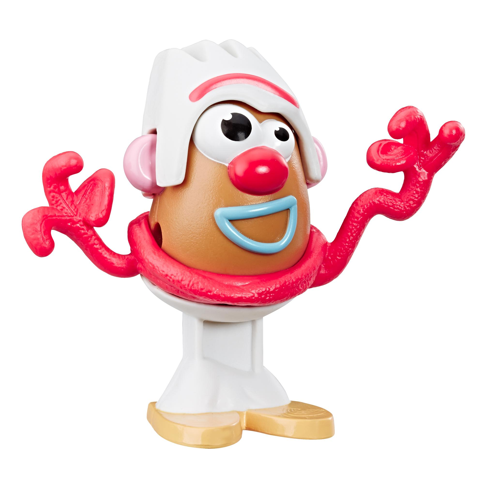 Mr Potato Head Disneypixar Toy Story 4 Forky Mini Figure