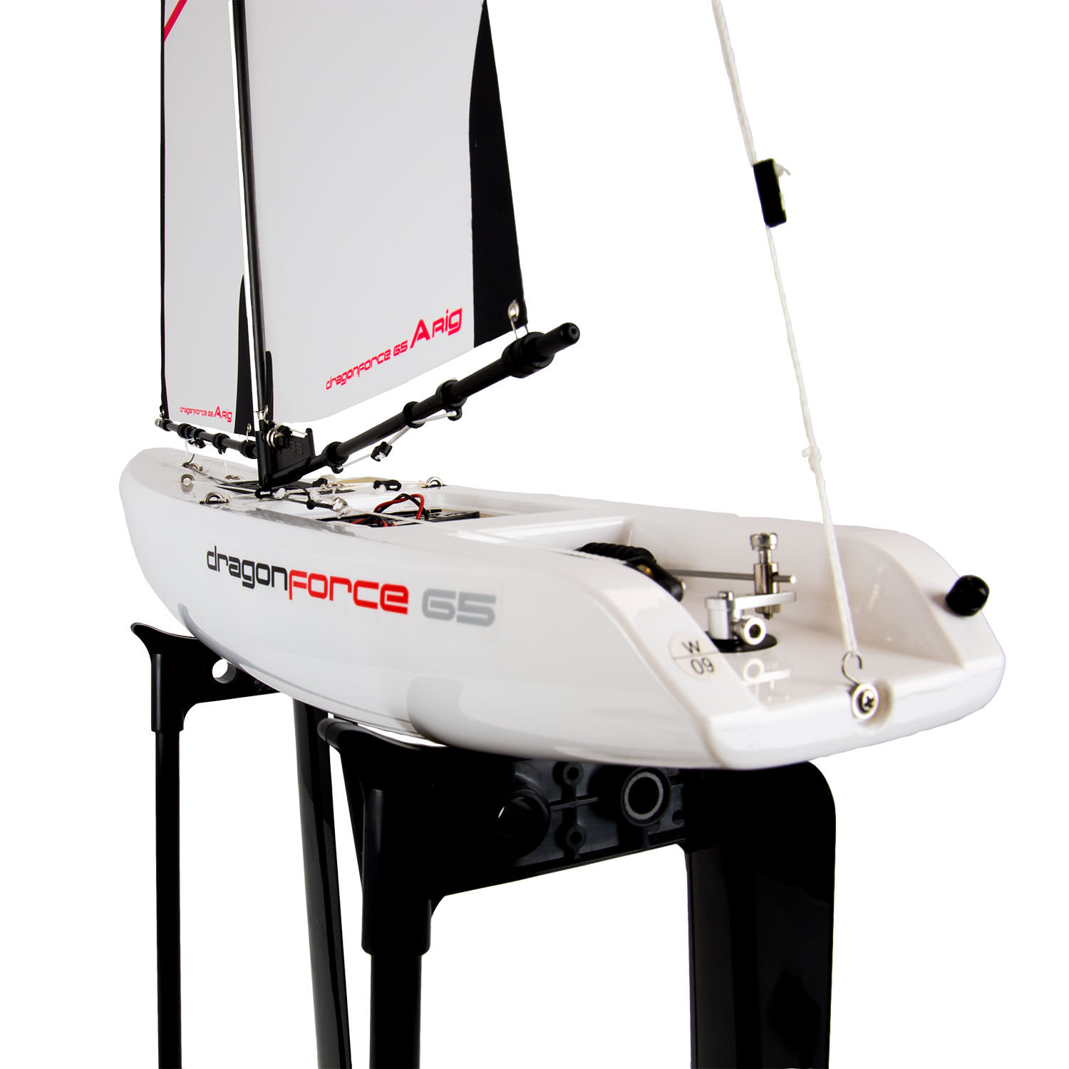 Joysway DragonForce 65 V6 2 4GHz RG65 Class DF65 RC Yacht - PNP (without  Transmitter or Receiver)