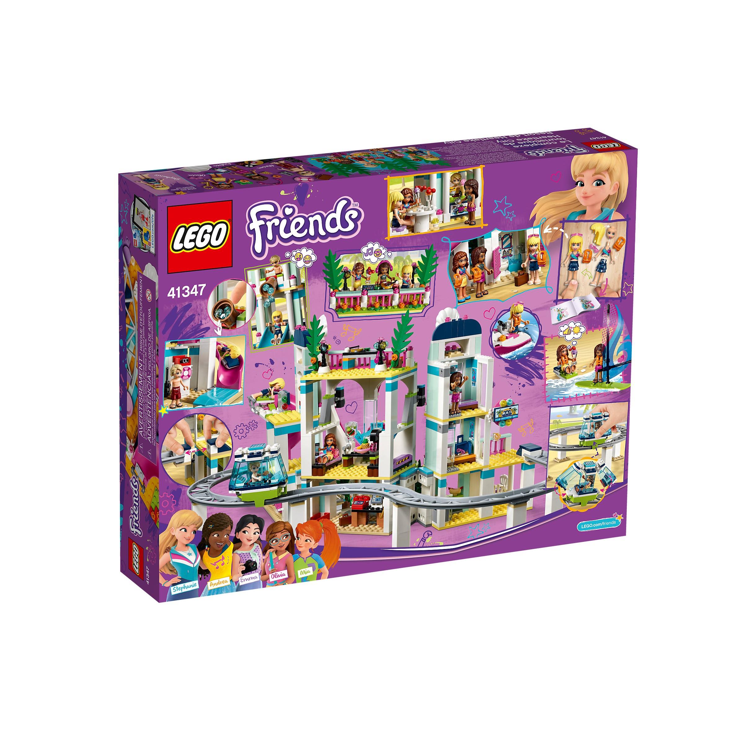 LEGO 41347 Friends Heartlake City Resort at Toys R Us