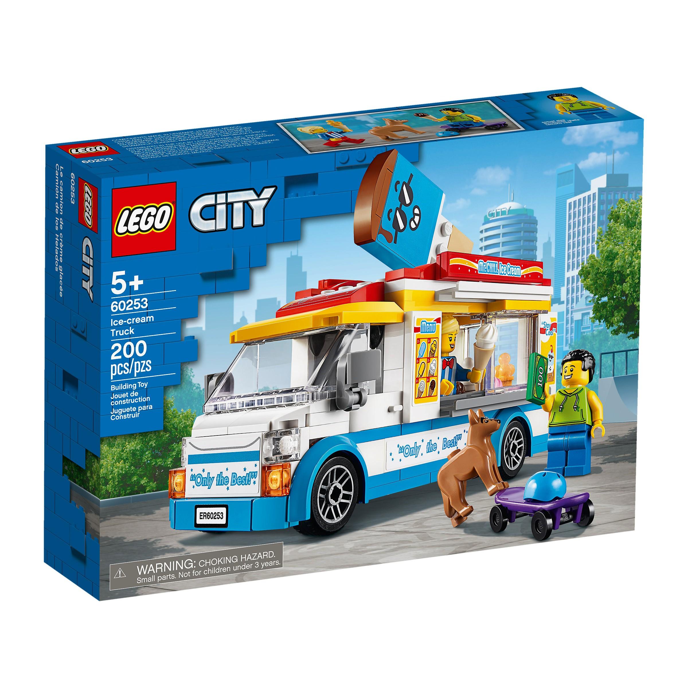 LEGO 60253 City Ice-Cream Truck at Toys R Us