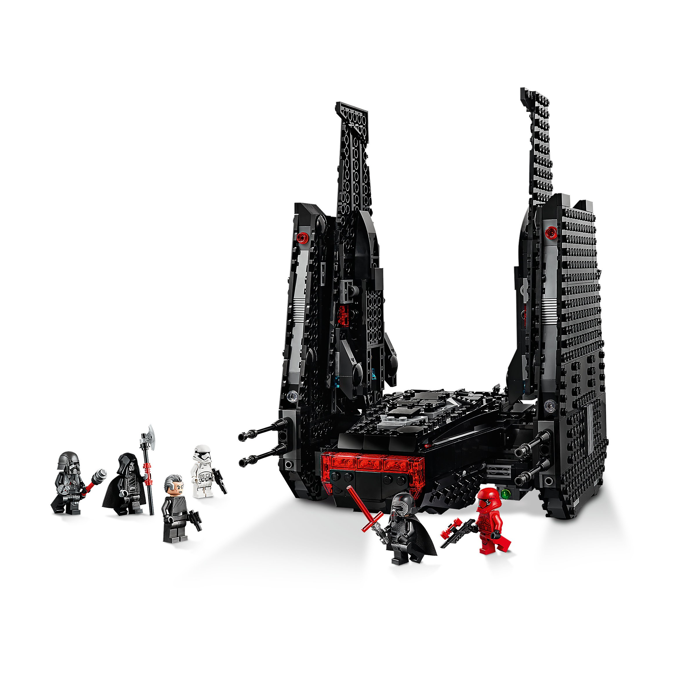 Lego 75256 Kylo Ren S Shuttle At Toys R Us