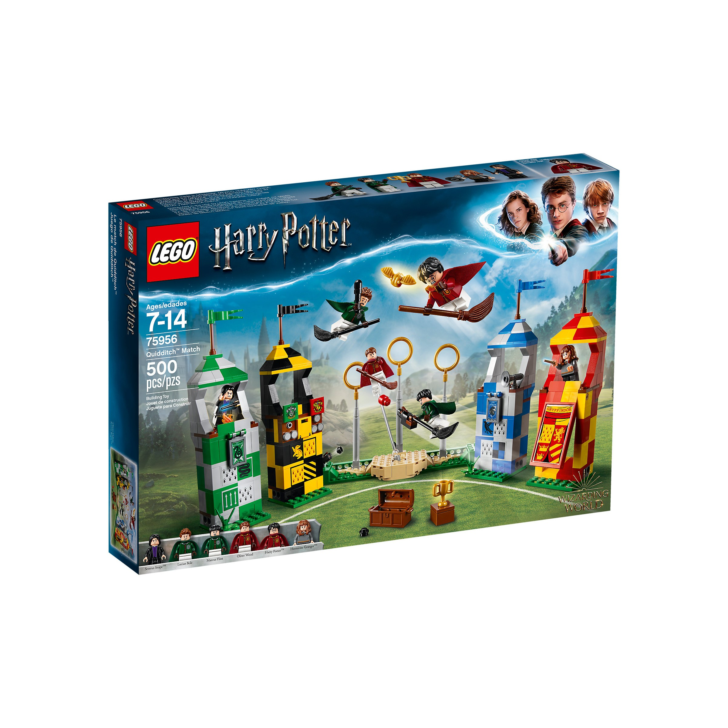 LEGO Microfigures Hogwarts Gryffindor House Player game minifig FREE POST