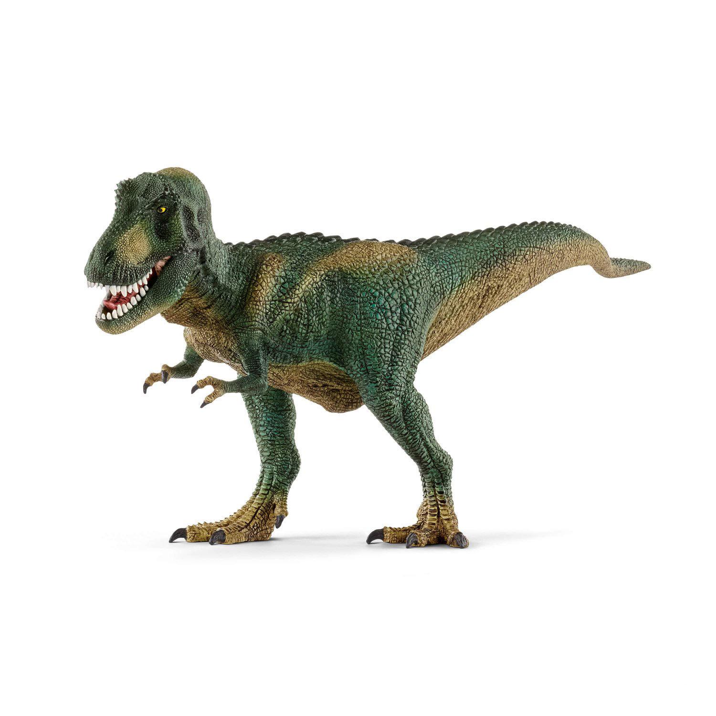 schleich tyrannosaurus rex dinosaur figure at toys r us