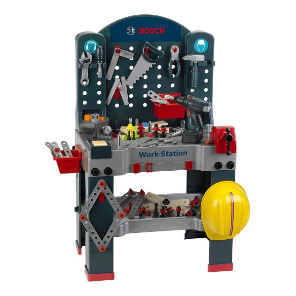 Bosch XL Workstation Construction Set at Toys R Us