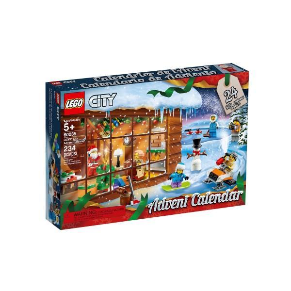 lego 60235 city 2019 advent calendar at toys r us. Black Bedroom Furniture Sets. Home Design Ideas