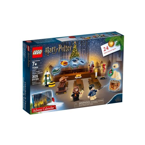 lego 75964 harry potter 2019 advent calendar at toys r us. Black Bedroom Furniture Sets. Home Design Ideas
