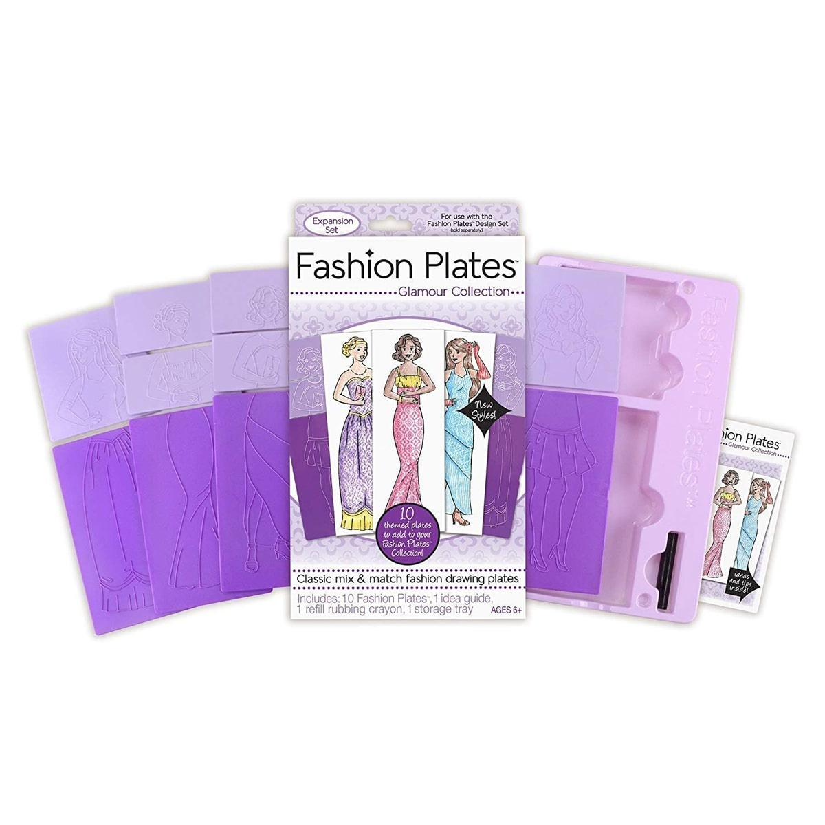 Fashion Plates Glamour At Toys R Us