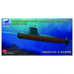 /1//350/Type 636/Attack Submarine Water Vehicle Bronco NB5011/Submarine Kilo/