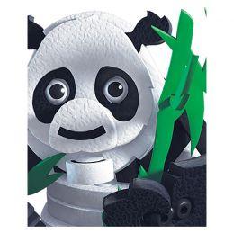 Bloco Toys Tiger and Panda