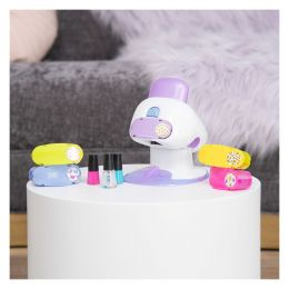 cool maker go glam deluxe nail stamper at toys r us