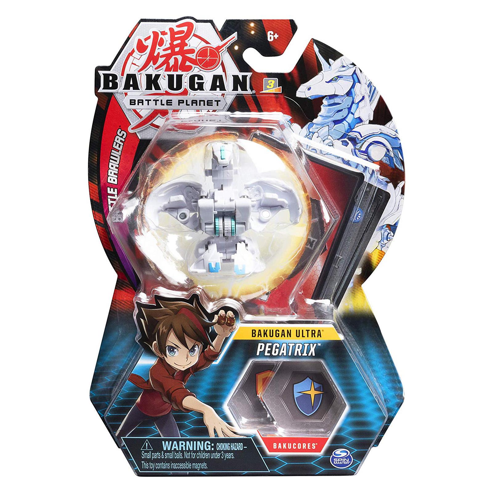BAKUGAN ULTRA BALL SINGLE PACK 6045146 SPIN MASTER