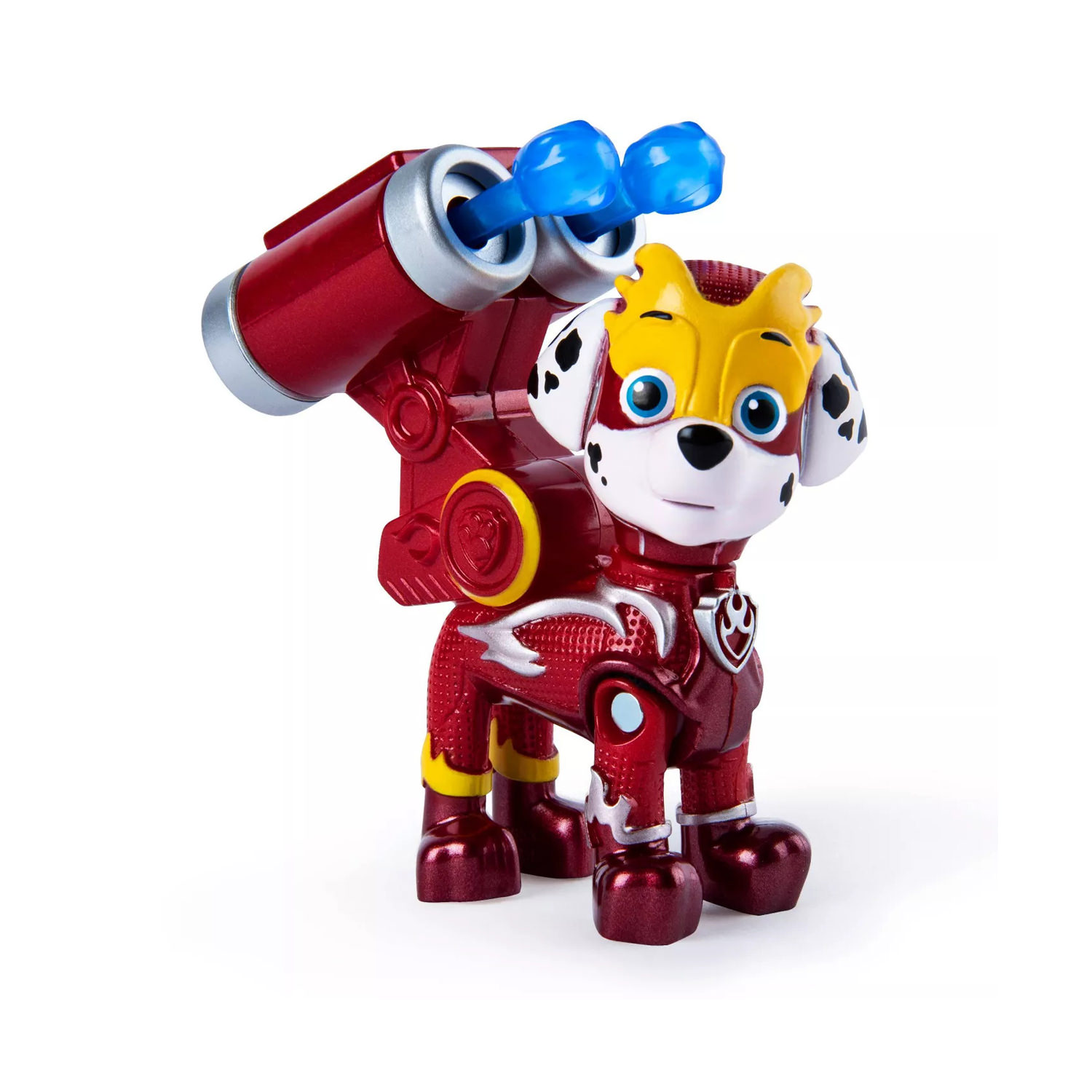 PAW Patrol Mighty Pups Super Paws Marshall Action Figures New