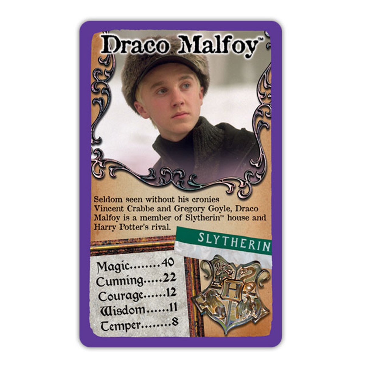 The Prisoner of Azkaban Top Trumps Educational Fun Card Game HARRY POTTER
